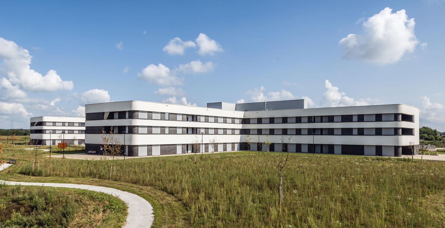 Ziekenhuis Maas en Kempen buitenkant